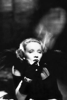 Marlene Dietrich, 1934. Photo: William Walling Jr.