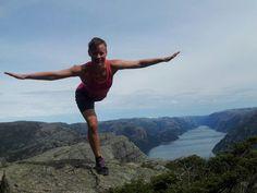 Prekestolen, Lysefjorden Norge