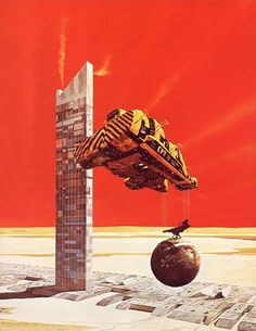 chris foss art - Google Search