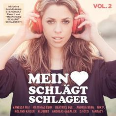 Mein Herz Schlagt Schlager Vol 2 [2CD] (2016) http://losslessbest.com/9511-mein-herz-schlagt-schlager-vol-2-2cd-2016.html  Format: FLAC (tracks) Quality: lossless Sample Rate: 44.1 kHz / 16 Bit Source: 2 x CD, Scene release Artist: Various Title: Mein Herz Schlagt Schlager Vol 2 Label, Catalog: Sony Music Media, Germany Genre: Pop, Schlager Release Date: 2016 Scans: not included  Size .zip: ~ 1.06 gb