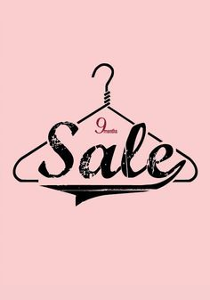 clothes sales poster - Google Search                                                                                                                                                                                 More