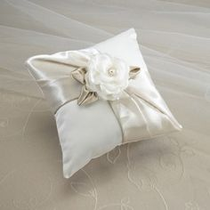 Taupe Rose Ring Bearer Pillow 710309378709 Taupe rose ring bearer pillow is a great pillow for your ring bearer on your wedding day. He'll beam as he carries this white rose ring pillow down the aisle with the wedding bands. Wedding Ring Cushion, Cushion Ring, Ring Bearer Pillows, Ring Pillows, Lace Pillows, Rose Wedding Rings, Rose Rings, Wedding Purse, Wedding Favors