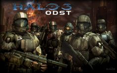 Halo ODST Remastered for Halo MMC
