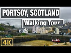 City Walks: Portsoy, Scotland Virtual Walking treadmill video and Tour for Treadmill walks Virtual Museum Tours, Virtual Tour, Walking Tour, Walking City, Walking Holiday, Walking Paths, Walking Treadmill, Walking Workouts, Places To Travel