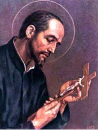Image of St. Anthony Mary Zaccaria feast day 5th July pray for us.