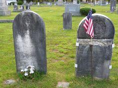 Nutfield Genealogy: Tombstone Tuesday ~ Robert P. Dinsmoor, soldier of the War of 1812 #genealogy