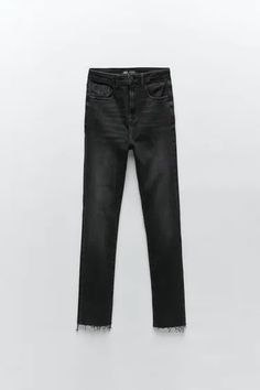 Women's High Waisted Jeans | ZARA India