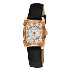 Stuhrling Original Women's Carnegie Rose Swiss Quartz Watch - Overstock™ Shopping - Big Discounts on Stuhrling Original Stuhrling Original Women's Watches