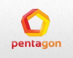 Logo Design - pentagon