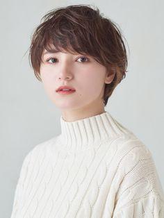 ハンサムショート | 銀座の美容室 MINX 銀座店のヘアスタイル | Rasysa(らしさ)