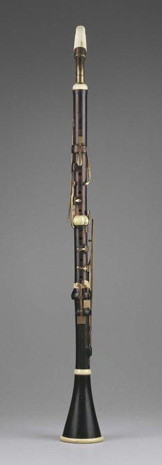 Alto clarinet (T. Key, 1830-35)
