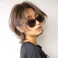 Asian Haircut, Shot Hair Styles, Hair Arrange, Hair Reference, Dream Hair, Hair Designs, Hair Inspo, Cute Hairstyles, Medium Hair Styles