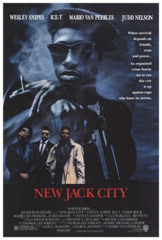 Judd Nelson, Wesley Snipes, Ice-T, and Mario Van Peebles in New Jack City Ice T, Judd Nelson, Band Of Brothers, Movies Showing, Movies And Tv Shows, Allen Payne, Mario Van Peebles, Image Cinema, African American Movies