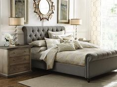 Gordon Upholstered Bed