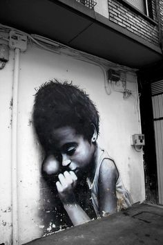 Finding powerful, arresting street art is like finding hidden treasure. These are some of my favourites.
