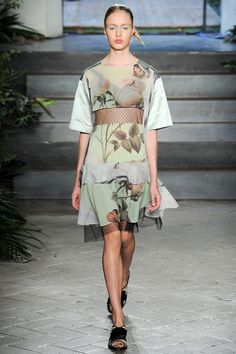 look 6 - Antonio Marras Spring 2014 Ready-to-Wear Collection Slideshow on Style.com