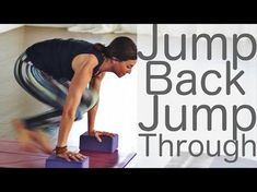 Easy Learning Method for Yoga Jump Back and Jump Through - Page 2 of 2 - Adorable Yoga