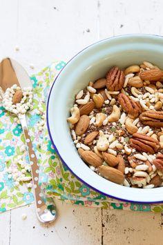 healthy snack bar - La tartine Gourmande blog