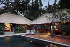 One Bed Room Private Pool Villa Eksterior  #KayumanisUbud #Ubud #Bali #PrivatePool  www.kayumanis.com