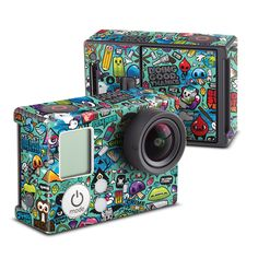 GoPro Hero3 Skin - Jewel Thief by JThree Concepts | DecalGirl