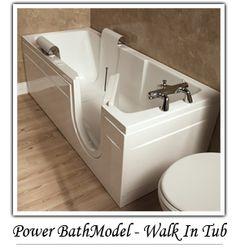 Nice The Power Bath Model Walk In Bathtub   SuperiorWalkinTubs.com