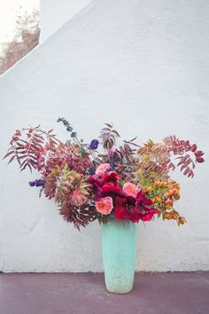 Autumnal arrangement (instagram @the_lane)