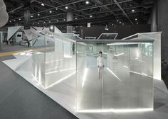 Image 1 of 24 from gallery of HAZE-Guangzhou Design Week C&C Pavilion / C&C DESIGN. Courtesy of C&C DESIGN