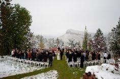 Lionscrest Manor Blog Lyons Colorado winter wedding.