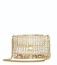 Pearl Cage Bag