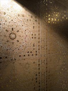 Gespot op Architect@work: de behangcollectie van Elitis. Dit behang wordt met de hand gemaakt van natuurlijke materialen zoals schelp (voor parelmoer), kurk, abacavezels, metaaldraad en bacnoc (de …