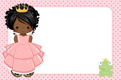 Mimos e Presentes Fofos Creative Poster Design, Creative Posters, African Babies, School Labels, Beautiful Black Girl, Princesas Disney, Party Printables, Free Printables, Cute Dolls