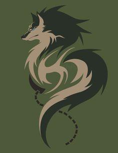 Hour of Twilight - Wolf Link by kinokashi.deviantart.com on @DeviantArt