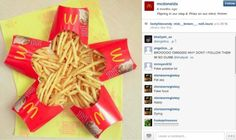 McDonald's posted a photo to Instagram a while back of fries that got a lot of backlash. It wasn't because of the photo. The photo itself is creative. But, it's the accompanying caption that had customers and commenters give some harsh words.   According to the Search Engine Journal, companies can expect to lose $4.3 million in losses for a social media marketing mistake. Read on to learn more! #UWSMC #socialmedia