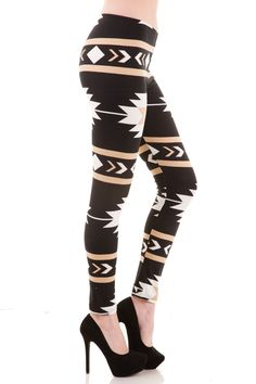 Great Aztec Leggins