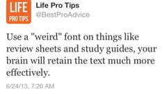 Great tip!  We also love writing down notes for better retention of information.