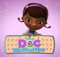 Doc McStuffins Edible Cake Image by colormesweetny on Etsy