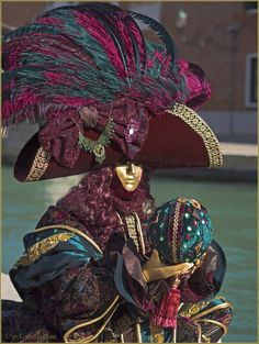 Photos Masques Costumes Carnaval Venise 2015 | page 12