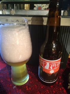 Top Fuel Hippie Juice IPA