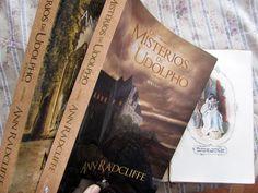 Catherine Morland relendo Os mistérios de Udolpho