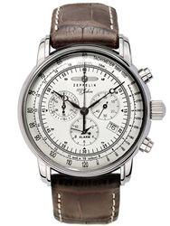 Graf Zeppelin 7680-1 Quartz Chronograph Alarm Watch