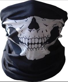 Skull Face Mask Biker Bandana Call of Duty Tactical Airsoft Camo Halloween COD Balaclava 6$