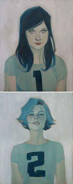 Nos. 1 and 2 by Phil Noto