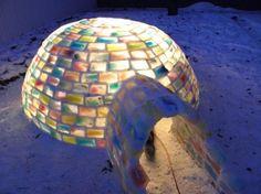 idea para iglu