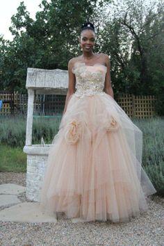 Wedding Gown by Xentrik Bridal