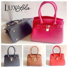 The Missy Bag (mini, just the right size) #luxandlola #purse #girls #kidsfashion #fashionkids #accessories #fashion