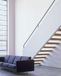 escalier w