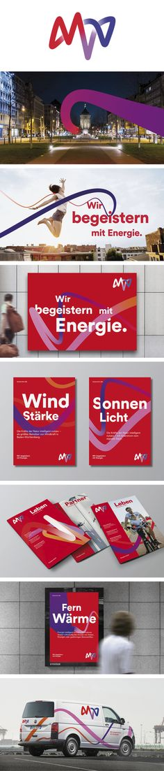 More corporate-designs are collected on: https://pinterest.com/rothenhaeusler/best-of-corporate-design/ · Agency: KMS Team · Client: MVV · Source: http://www.kms-team.com/de/aktuelles/ledvance#details #branding #identity #corporatedesign