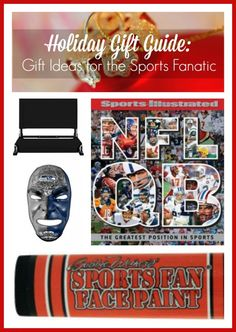 Holiday Gift Guide: Gift Ideas for the Sports Fanatic