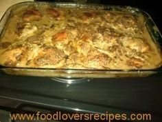 Curry Recipes, Meat Recipes, Cooking Recipes, Recipies, Kos, Chicken And Mushroom Pie, Cooked Chicken Recipes, Chicken Meals, Recipe Chicken