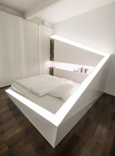 Кровать ICE BED от студии Who Cares?! Design https://www.facebook.com/FAQinDecor/posts/383056828549159 #FAQinDecor #design #decor #architecture #interior #art #дизайн #декор #архитектура #интерьер